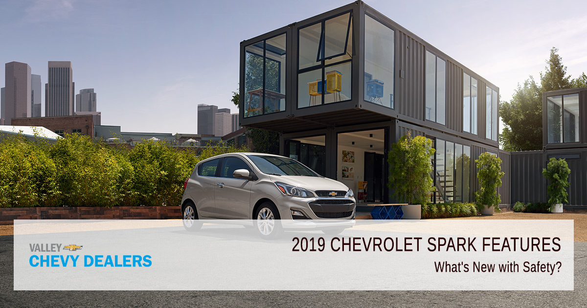 2019 Chevy Spark - Safety