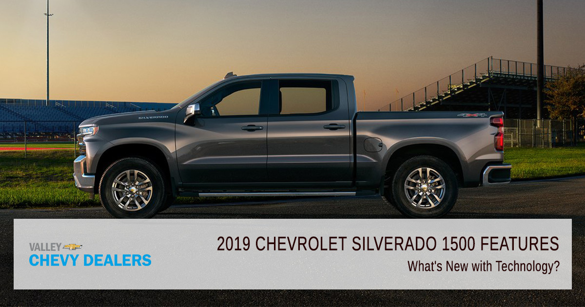 2019 Chevy Silverado - Tech