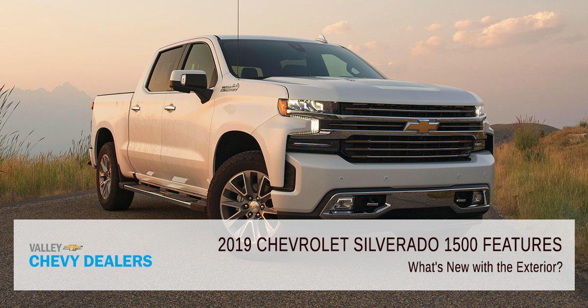 2019 Chevy Silverado - Exterior
