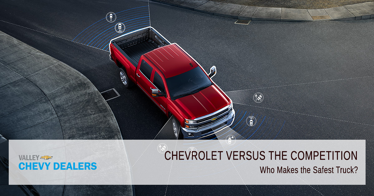 Valley Chevy - Who Makes the Safest Electric Car - Truck