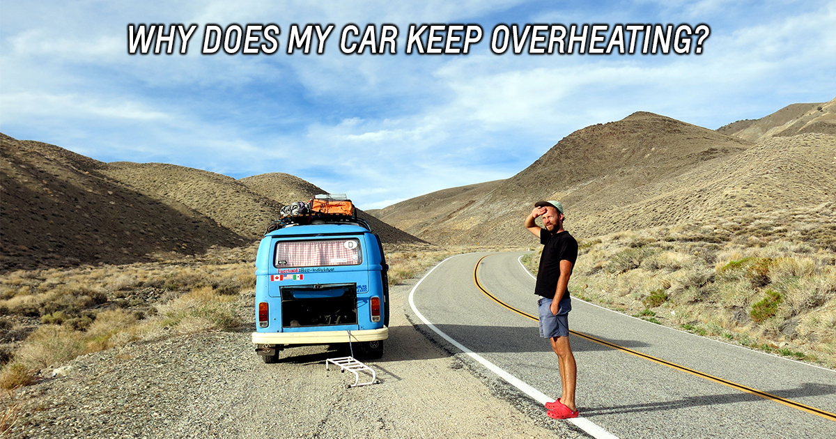 What to Do When Your Car Overheats in Arizona