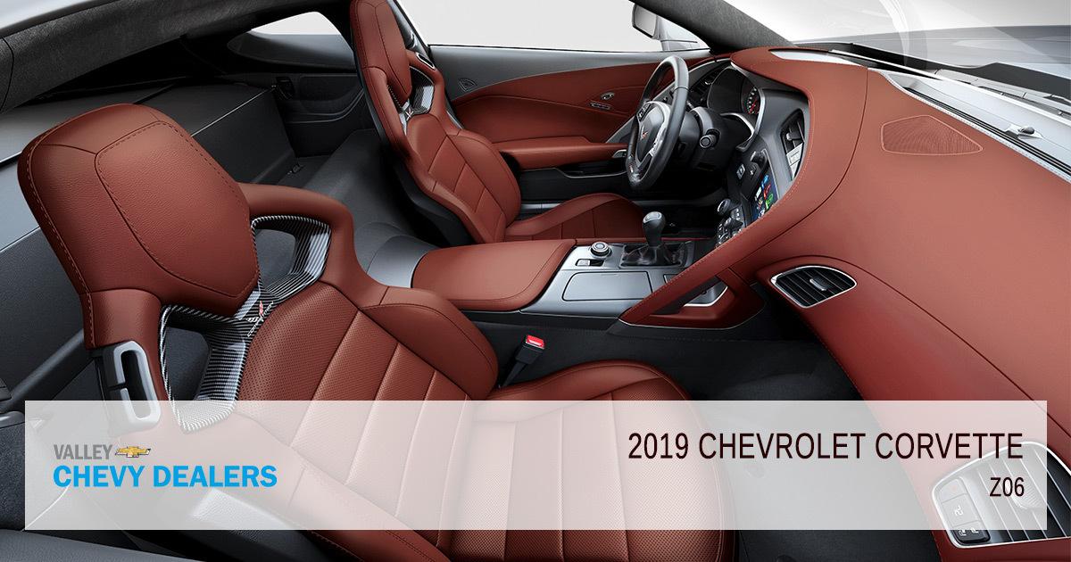 2019 Chevy Corvette Models Grand-Sport - Z06