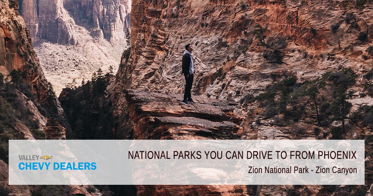 Zion National Park  - Zion Canyon