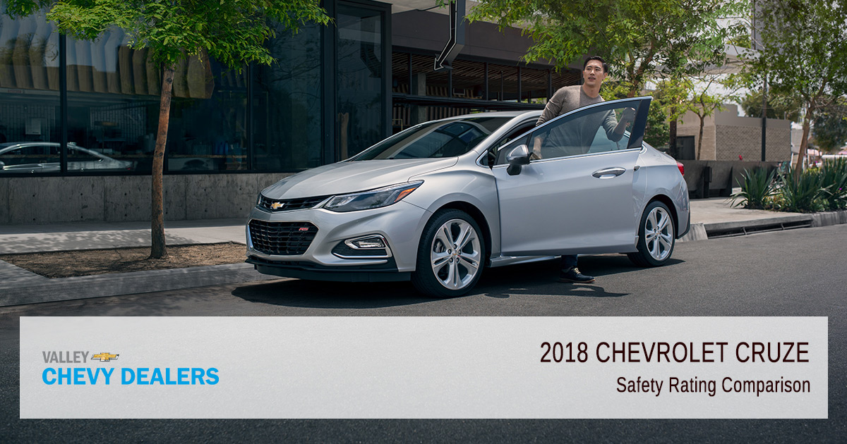 2018 Chevy Cruze Safety Rating - Compare