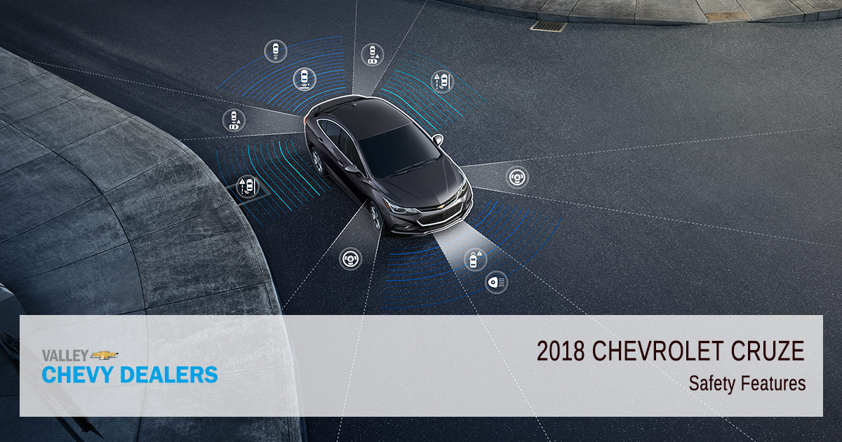 2018 Chevy Cruze Safety Rating - Features