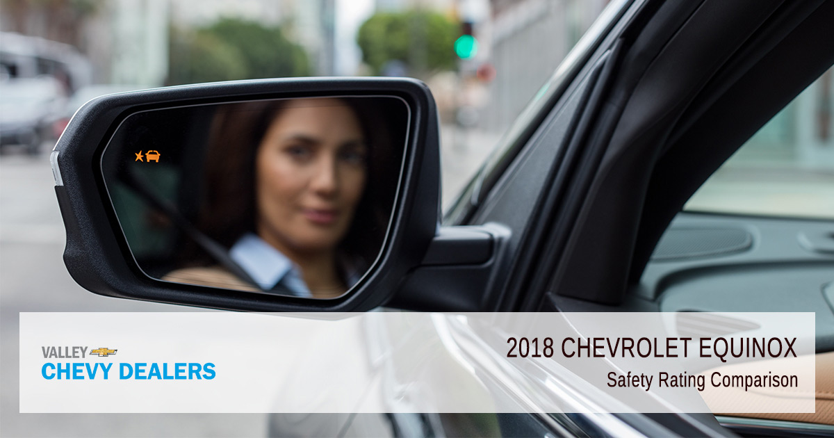 2018 Chevy Equinox Safety Rating - Compare