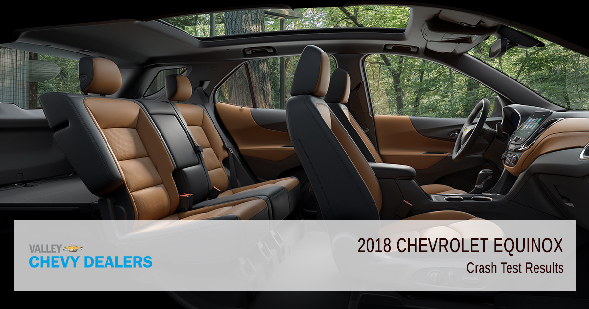 2018 Chevy Equinox Safety Rating - Crash Test