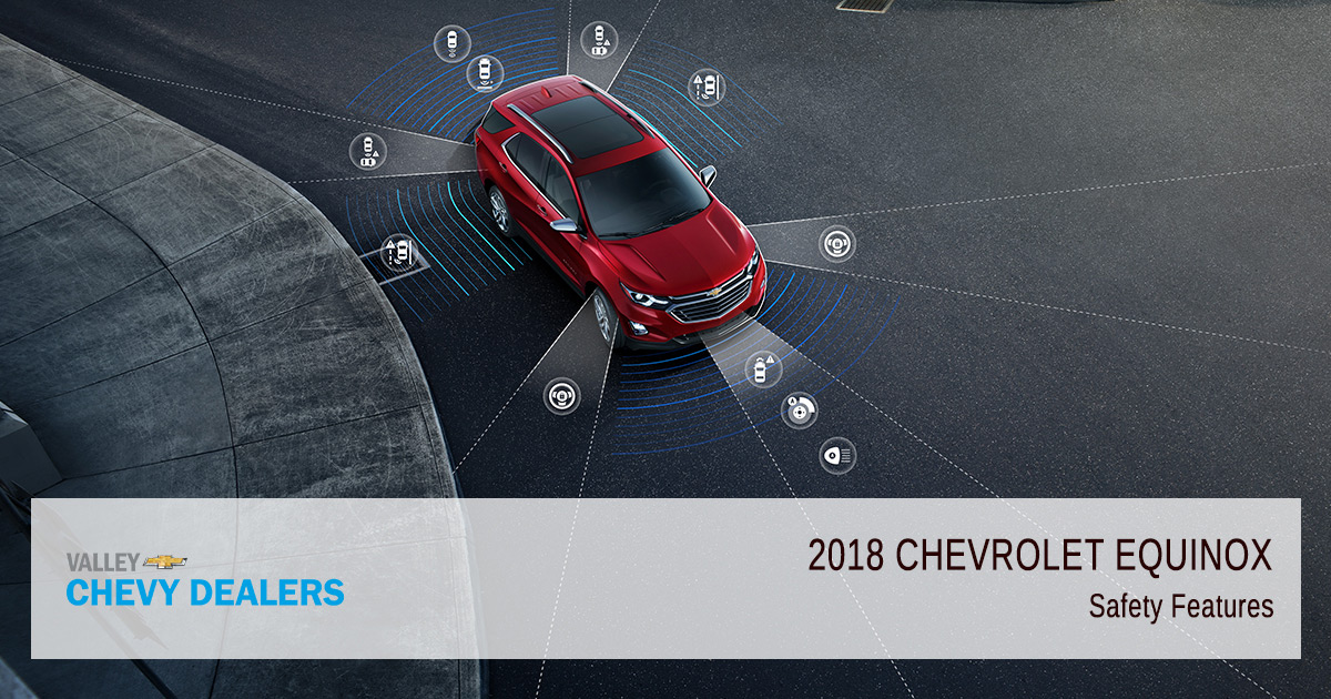2018 Chevy Equinox Safety Rating - Features Tech