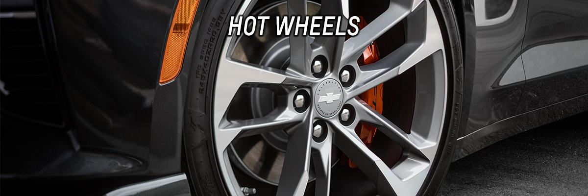 Valley Chevy 2017 Camaro Exterior Features