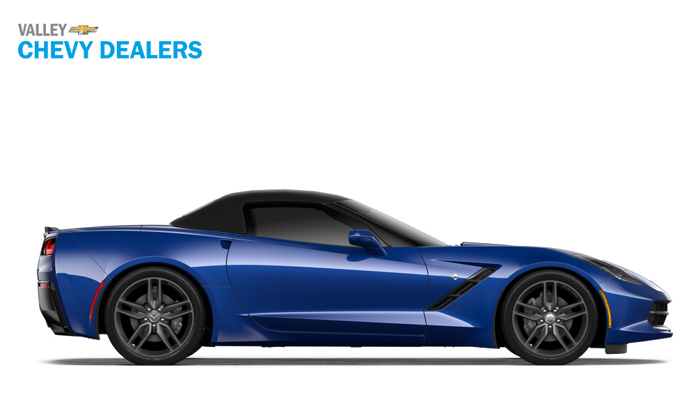 Valley Chevrolet - 2018 Trims Corvette 1LT