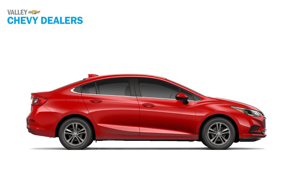 Valley Chevrolet - 2018 Trims Cruze LT