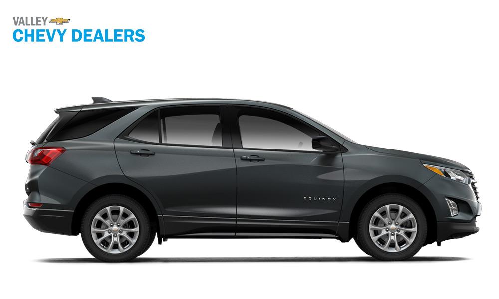 Valley Chevrolet - 2018 Trims Equinox LS