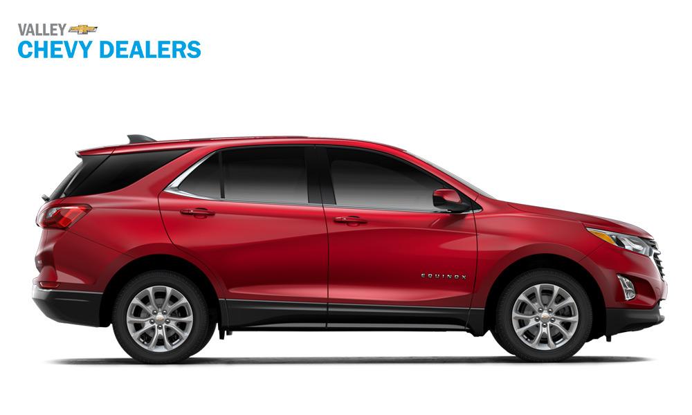 Valley Chevrolet - 2018 Trims Equinox LT
