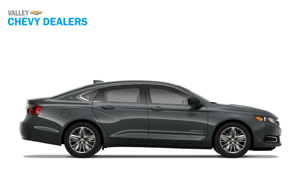 Valley Chevrolet - 2018 Trims Impala LT