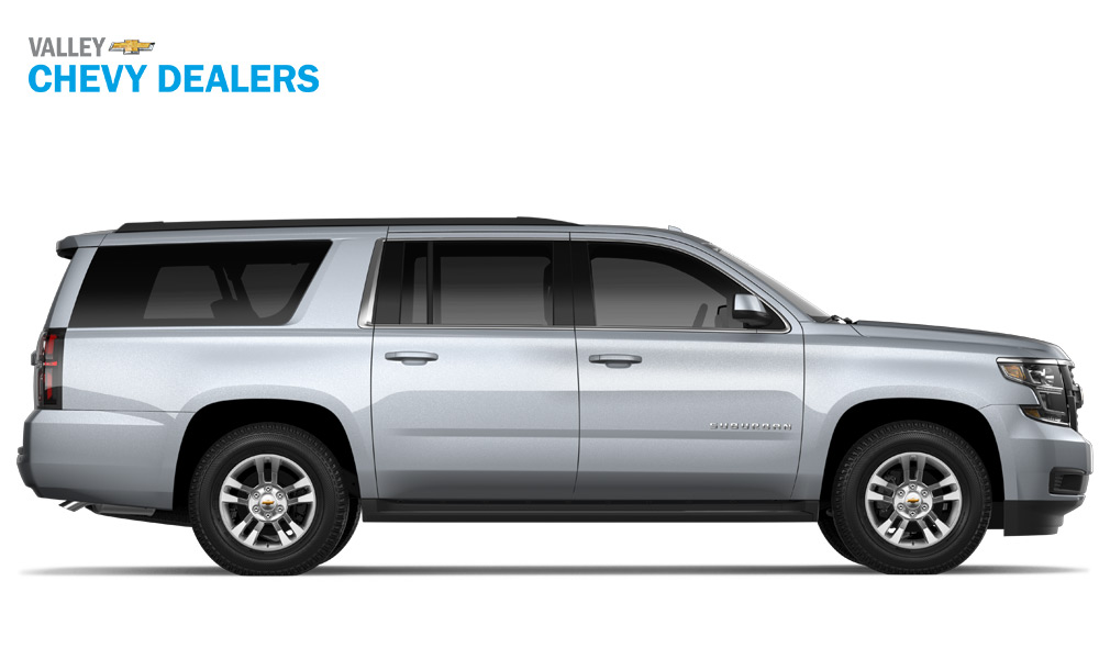 Valley Chevrolet - 2018 Trims Suburban LS