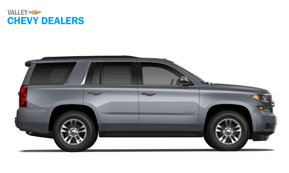 Valley Chevrolet - 2018 Trims Tahoe LS