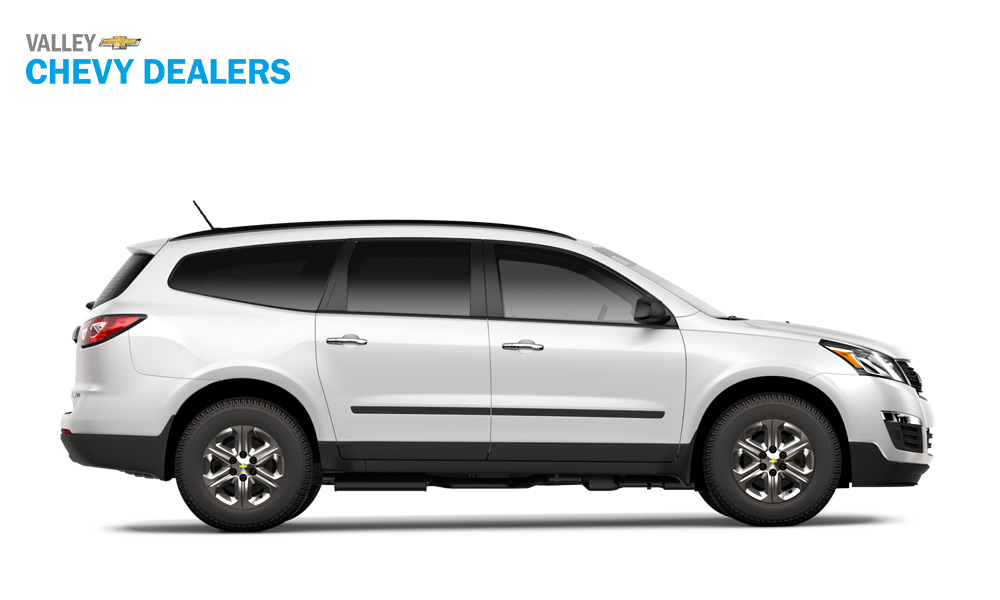 Valley Chevrolet - 2018 Trims Traverse LT