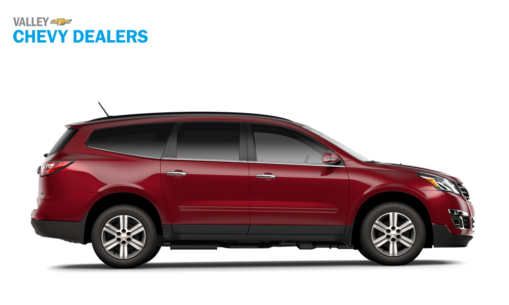 Valley Chevrolet - 2018 Trims Traverse LS