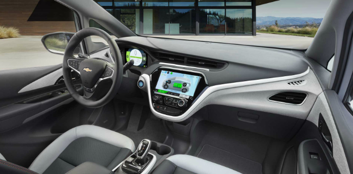 Valley Chevy - 2017 Chevrolet Bolt Interior Touch Screen