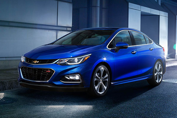 Cruze Impala Named Top 10 Consumer Reports Picks For 2017