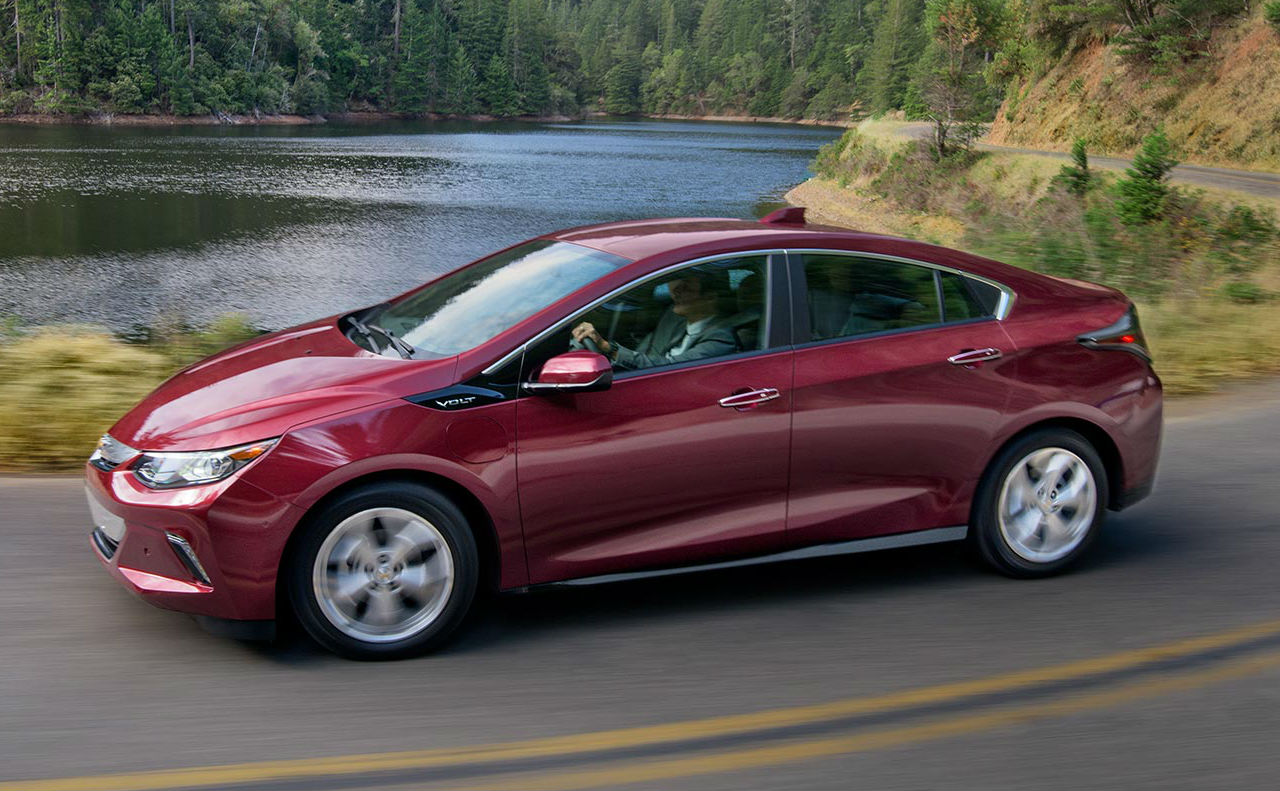 Valley Chevy 2017 Chevrolet Volt Maroon