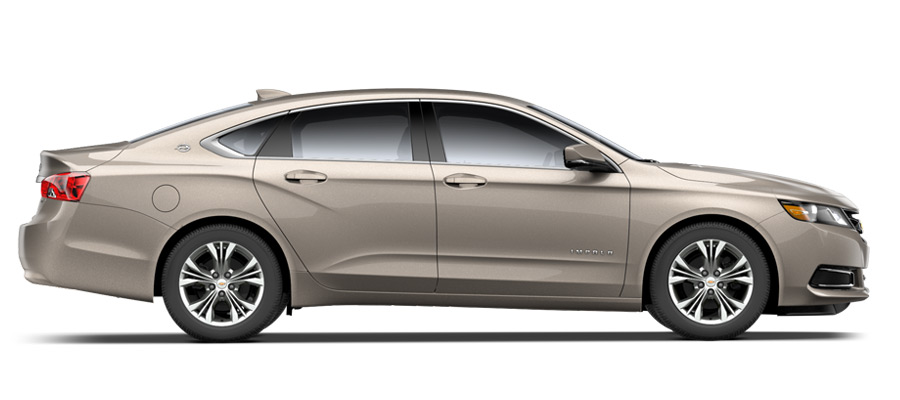 Valley Chevy - 2017 Chevrolet Impala LT Beige
