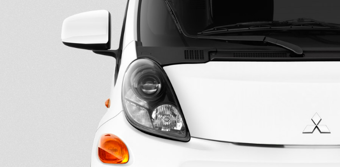 Valley Chevy - 2017 Mitsubishi i-MiEV in White