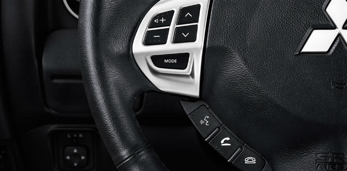 Valley Chevy - 2017 Mitsubishi i-MiEV Steering Wheel
