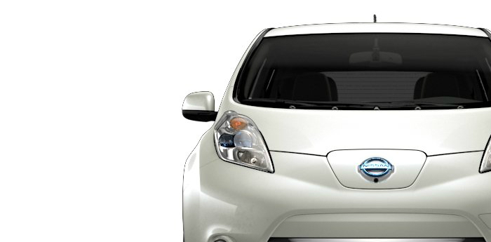 Valley Chevy - 2017 Nissan Leaf in White