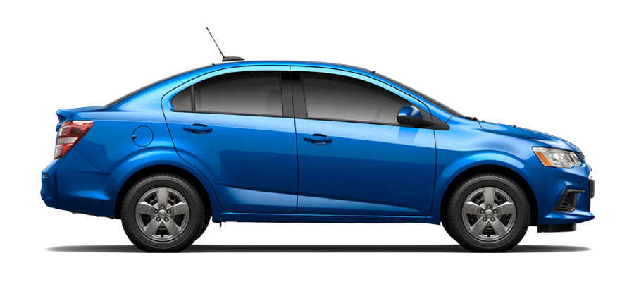 Valley Chevy - 2017 Chevrolet Sonic LS Blue