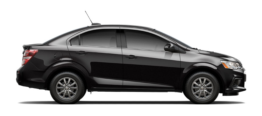 Valley Chevy - 2017 Chevrolet Sonic LT Black