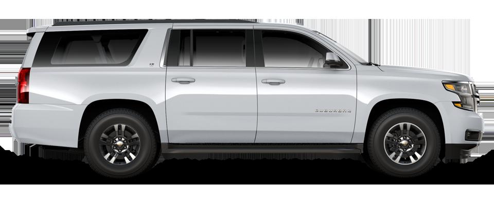 Valley Chevy - 2017 Chevrolet Suburban LT