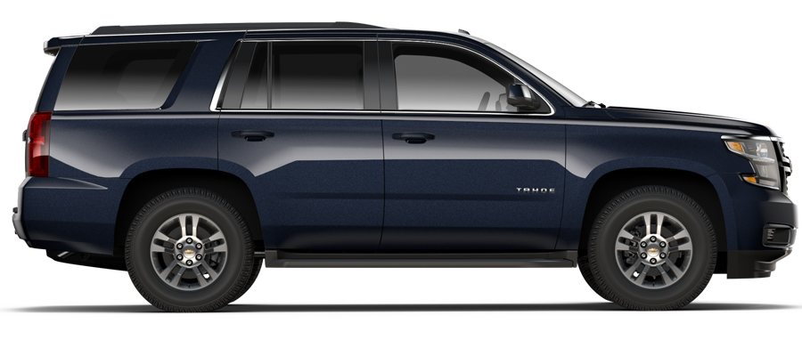 Valley Chevy - 2017 Tahoe LS in Blue