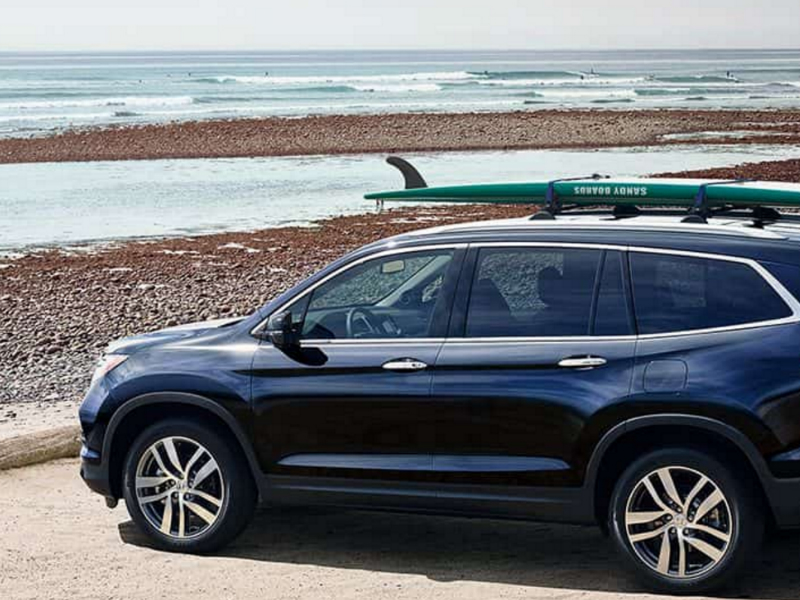 Valley Chevy - 2017 Top 10 Cars to Buy: Honda Pilot