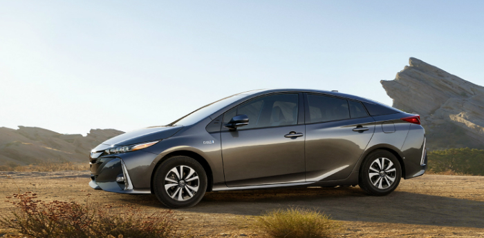 Valley Chevy - 2017 Toyota Prius Prime Grey