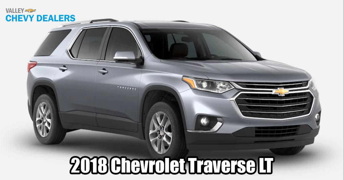 Valley Chevy - 2017 Chevrolet Traverse LT