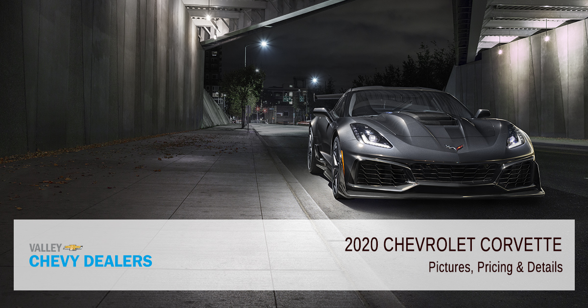 Valley Chevy - 2020 Chevrolet Corvette Spied - Featured