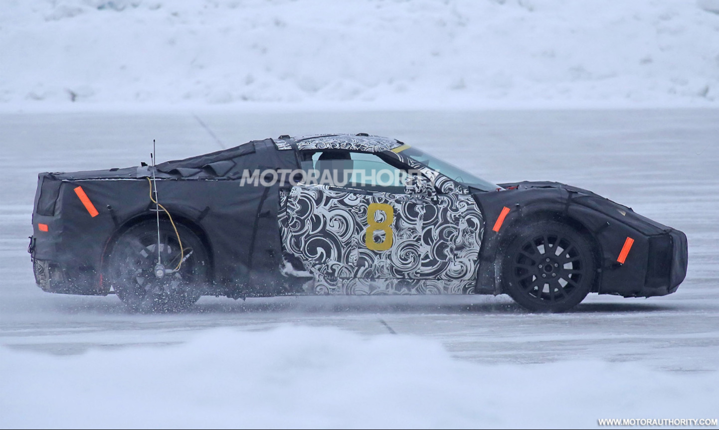 Valley Chevy - 2020 Chevrolet Corvette Spied - Pictures & Price