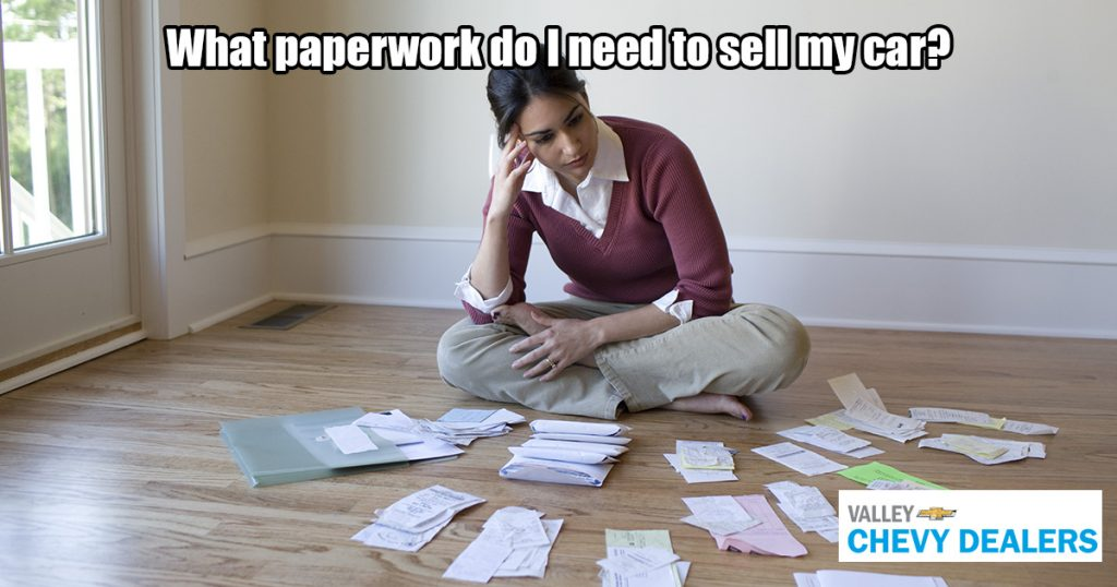 Valley Chevy - Everything You Ned to Know About Buying a Car in Arizona: Paperwork