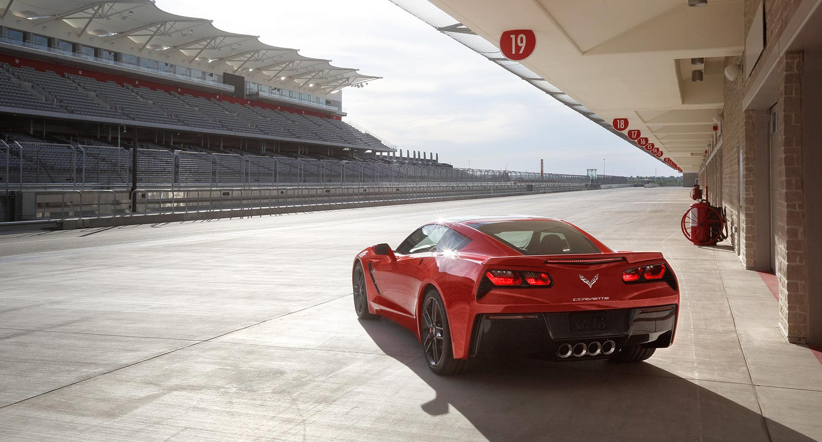 Valley Chevy - Man Buying New Chevrolet Vehicle: Corvette Track Day