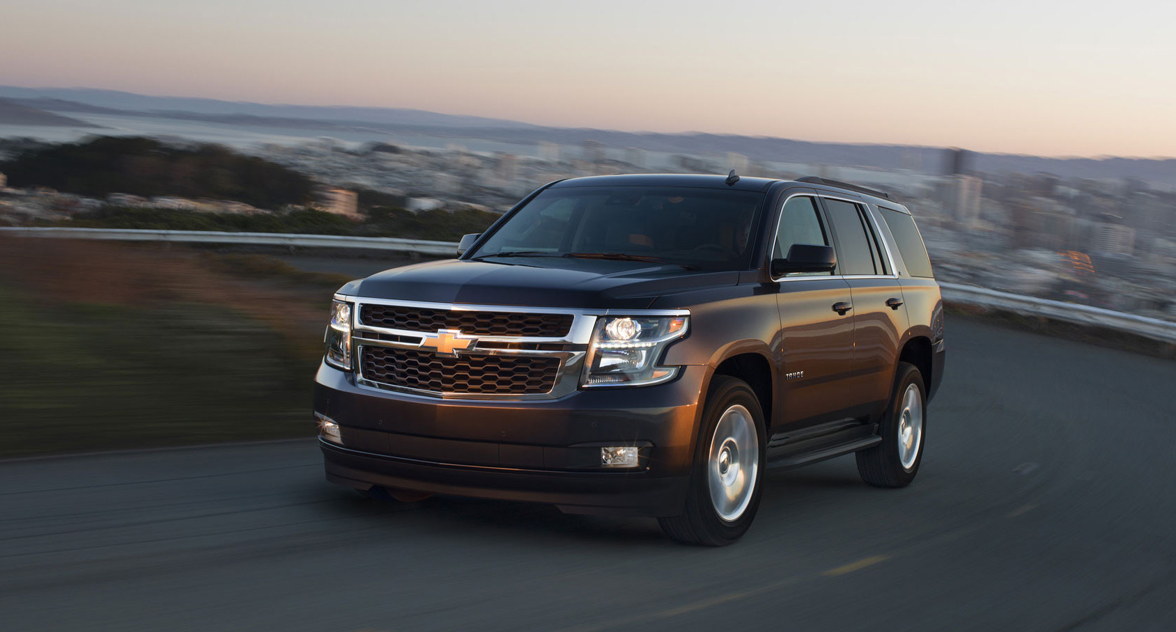 Valley Chevy - Man Buying New Chevrolet Vehicle: Tahoe