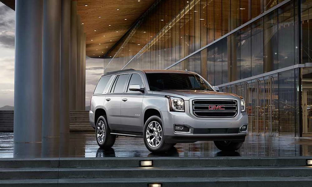 Valley Chevy: Most Reliable SUV 2017: GMC Yukon