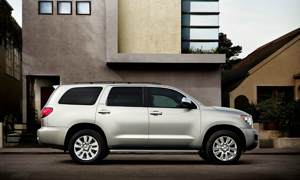 Valley Chevy: Most Reliable SUV 2017: Toyota Sequoia