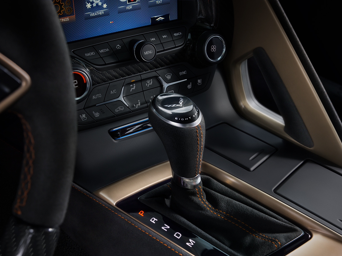 Valley Chevy - 2019 ZR1 Corvette Sells for $1M at Barrett-Jackson - 5
