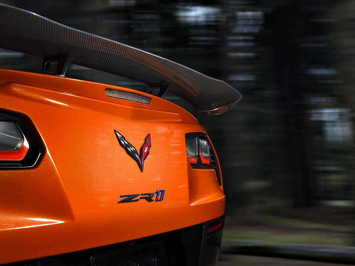 Valley Chevy - 2019 ZR1 Corvette Sells for $1M at Barrett-Jackson - 3