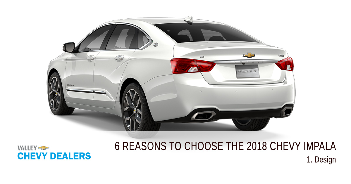 Are the 2018 Chevrolet Impala Specs a Game Changer? | Valley