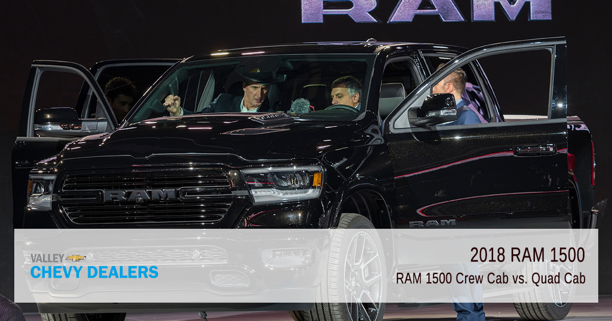 ram 1500 crew cab specs features valley chevy. Black Bedroom Furniture Sets. Home Design Ideas