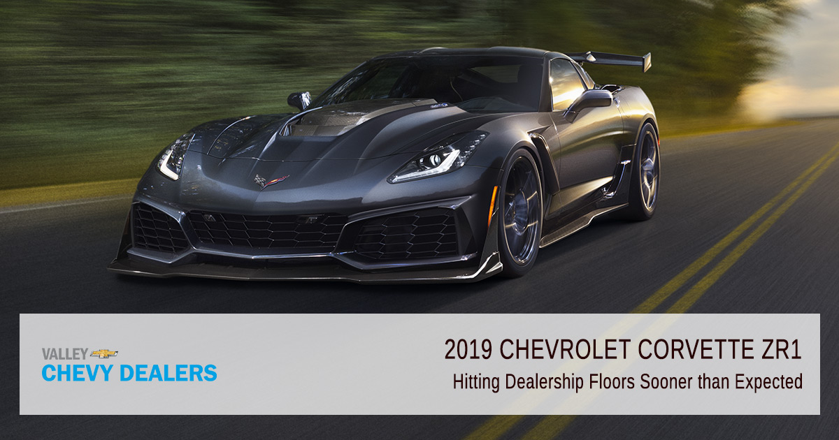Corvette C7 Zr1 >> 2019 Corvette C7 Zr1 Coming To A Dealership Near You Valley Chevy