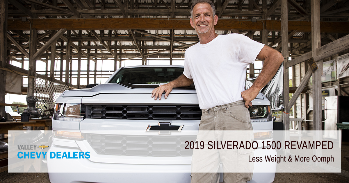 Valley Chevy - 2019 Silverado 1500 Revamped - Featured