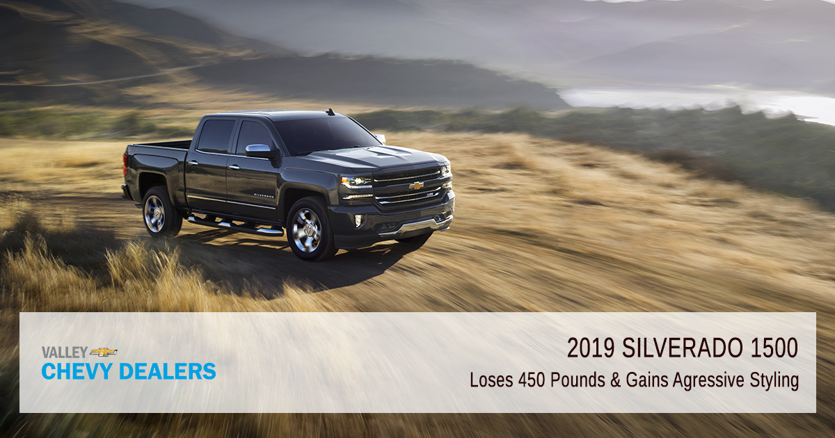 Valley Chevy - 2019 Silverado 1500 Revamped - Styling